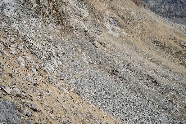 John Muir Trail: Mather Pass to Mt. Whitney