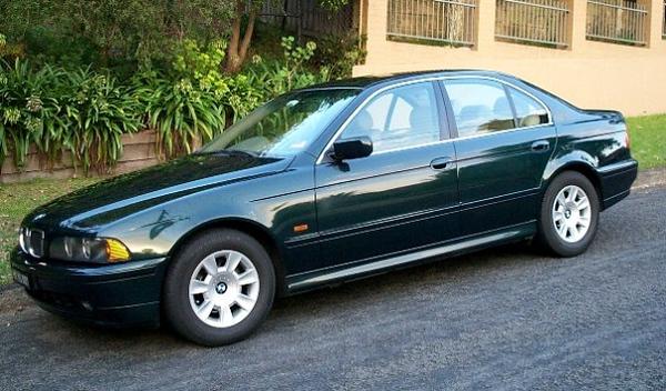 20090219 My BMW