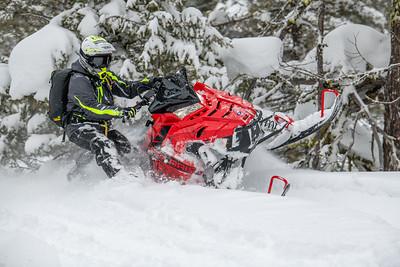 2020 Snow Shoot Pics