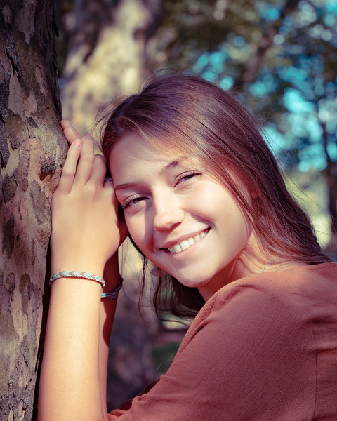 Mady's Senior Session