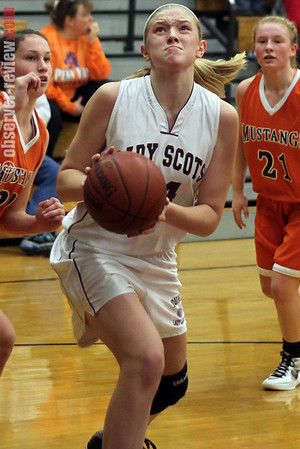 DCS PY girls BBall 12-1-12