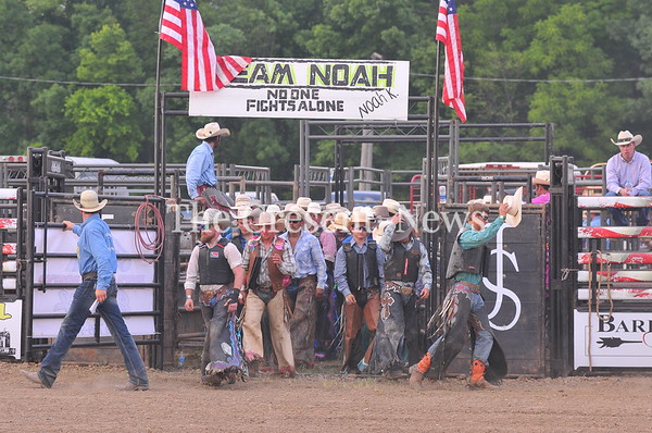 06-16-18 NEWS Rodeo night Paulding County Fair