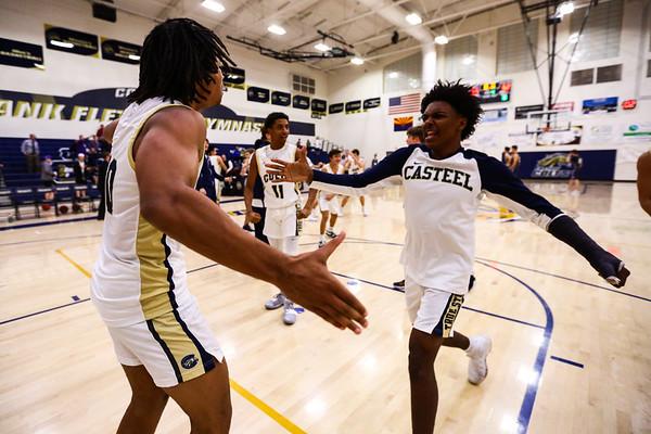 Casteel Men's Basketball