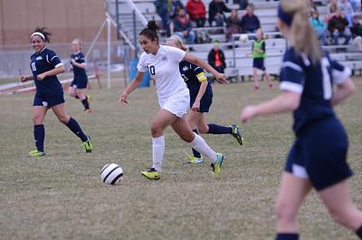 OE Girls Varsity Soccer Vs Plainfield So. 2014