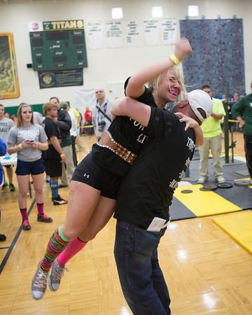 Girls - 2013 Michigan High School State Power Lifting Championships