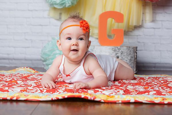 Grace Hall - 6 Months