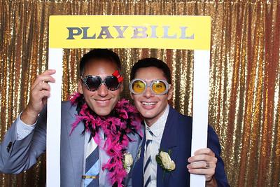 2017-09-03 Matt and Adam's Photo Booth Pics