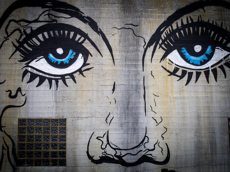 LA has a lot of murals