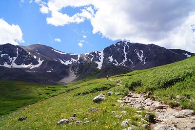 Grays Peak/Torreys Peak, Front Range