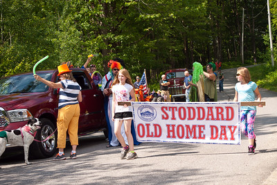 Stoddard Old Home Days 2017