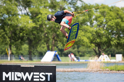 WakeNation Wakeboard Park 6-28-2015