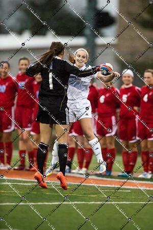 CMH Girls' Soccer 2013