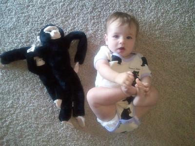 Maddie 6 Months Old