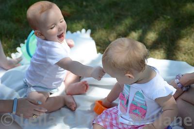 Babies' Picnic