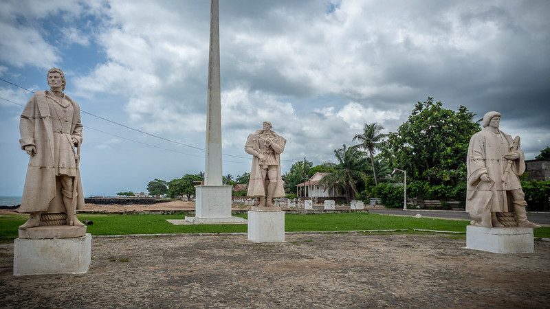 São Tomé e Principe - Património
