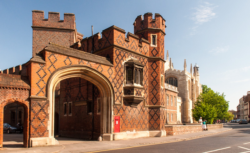 The buildings of #Eton College