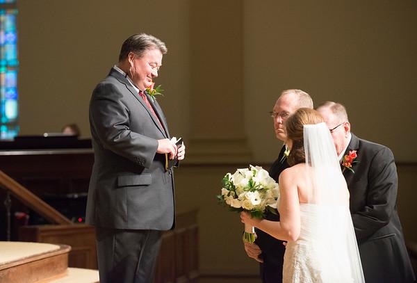 Jennifer and Kevin-  Wedding