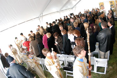 Community Life - HT Ground Blessing - October 19, 2008