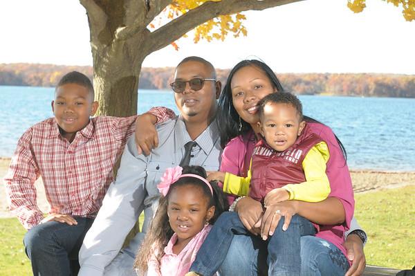 Porter Family Photo Shoot
