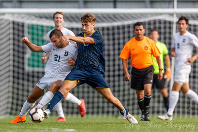 SNHU vs Dartmouth Men's Soccer