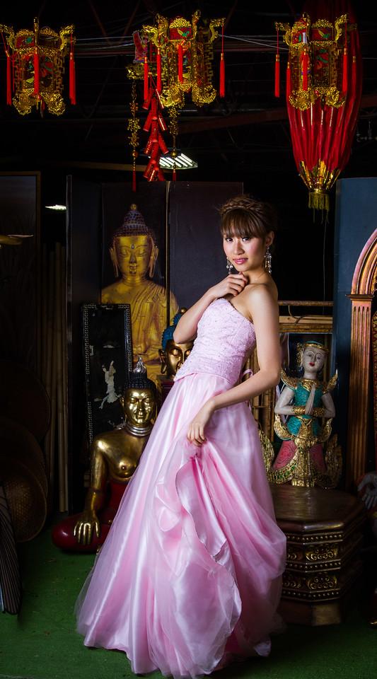 YogaPanda Photography<br /> Model: Linda Dong<br /> MUA: Yang Akamie