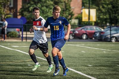 2017 Jake Slavin Augustana Soccer