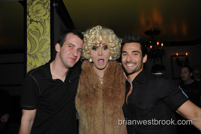 RuPaul's Drag Race Viewing Party at The Lobby Bar w/Lily Armani (8 Mar 2010)