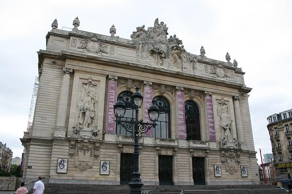 14 London (Kings Cross), Lille & Bayeux France