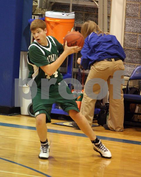 JV Boys basketball vs Summit 12/14/210