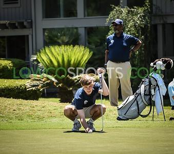 2021 SCHSL Class 4A Boys Golf State Championship