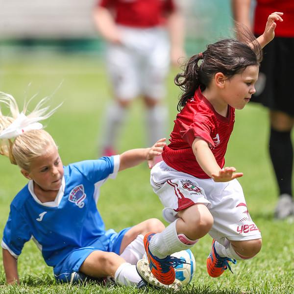 Saint Philip's Soccer, 2018