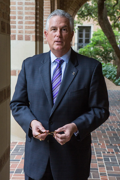 Charles D. McConnell, Rice University
