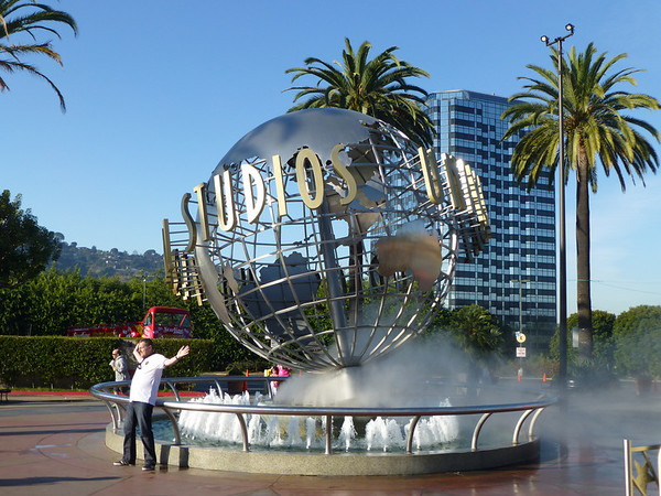 Universal Studios Hollywood, CA (Nov 25, 2012)