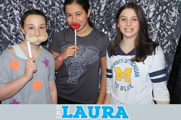 Laura's Bat Mitzvah