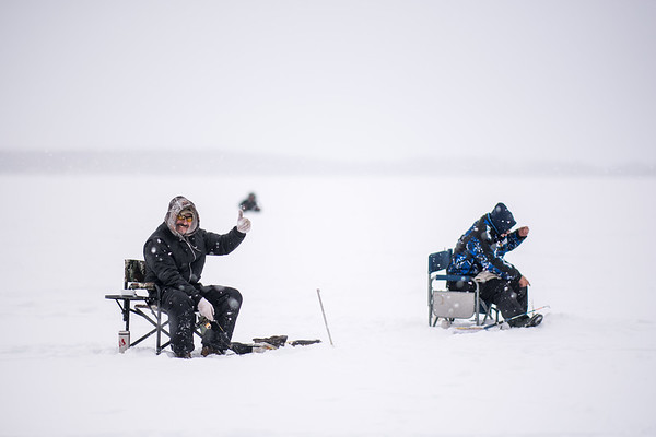 Our Treaty Ice Fishing Derby 2018