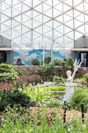 6.13.16 Mitchell Park Domes Summer on Olympus