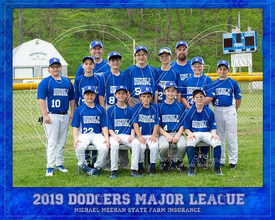 D Weyant Major League Dodgers