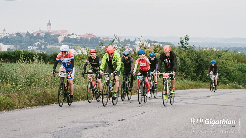 Gigathlon Czech Republic 2021 - 29. 8 . - SUNDAY