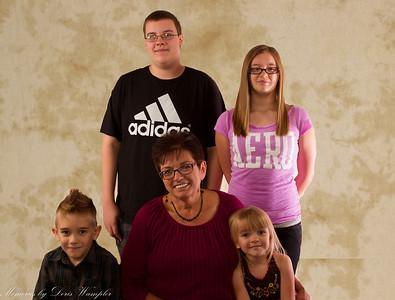 2012 OCT 6-TRISH WAMPLER & FAMILY