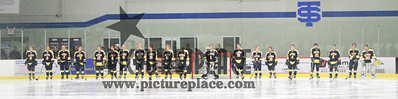 Mahtomedi Girls Hockey Vs. Sibley Action2012-13