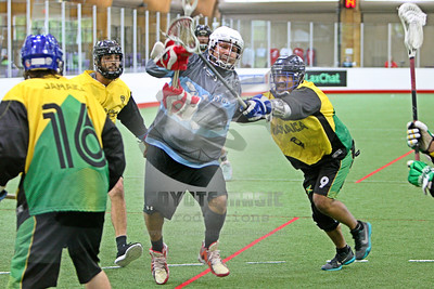 10/1/2016 - Team Jamaica vs. Nova Scotia Privateers - Tsha' Thoñ'nhes, Onondaga Nation (Onondaga Nation Field House, Nedrow, NY)