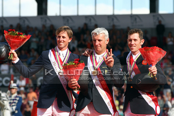 European Championships in Show Jumping 2013