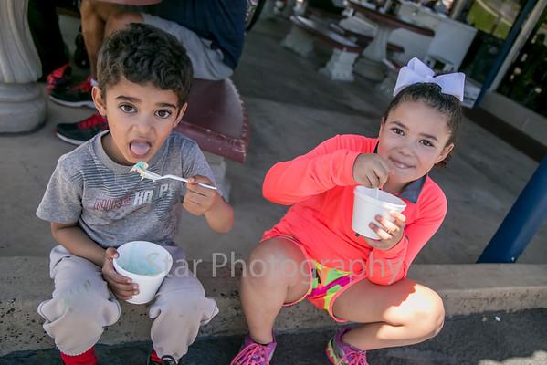 Daily Feature - Kids Enjoy Ice Cream 04-01-15