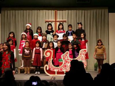 Christmas celebration 12-15-2012