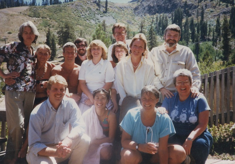 1987 - Screen Writing Group Photo 2 w: Diana Fuller & Gill Dennis.jpeg