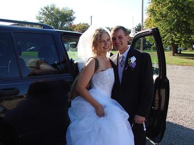 10-9-10 Danielle & Josh Wedding