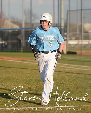 Baseball - Varsity: Stone Bridge vs Thomas Jefferson 4.08.14 (by Steven Holland)