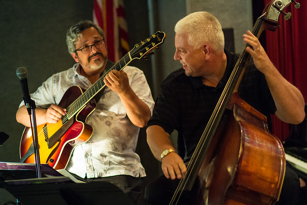 PKO Paul Keller Orchestra - Zal Gaz Grotto - July 7, 2015