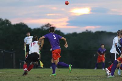 Men's Soccer vs Clemson