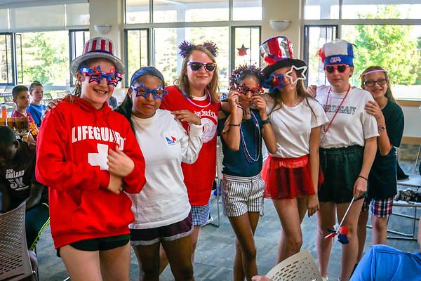 July 4: Fourth of July Fun 🇺🇸